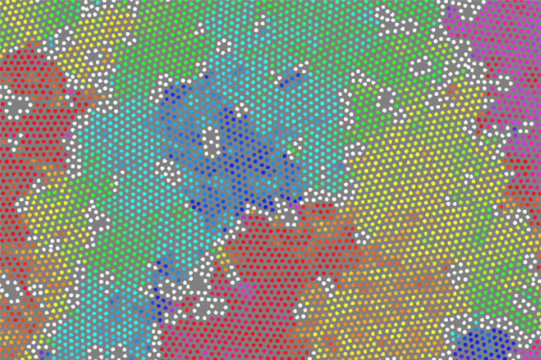 Алгоритм цветовой кодировки