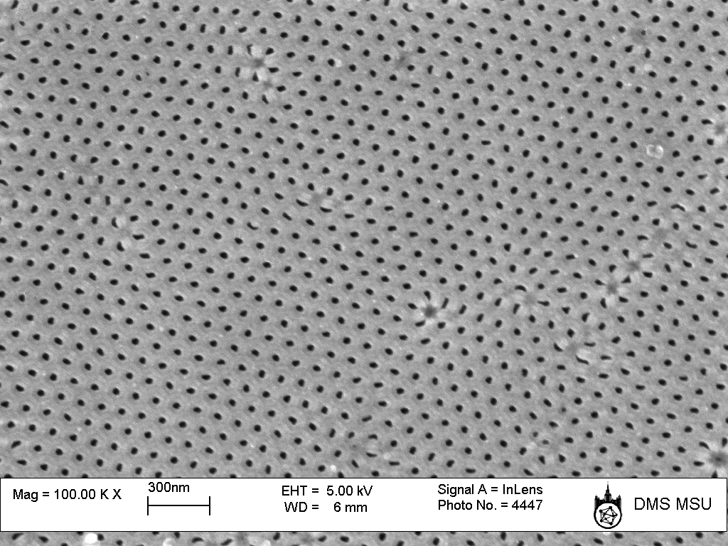 Анодный оксид алюминия