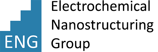 The group of electrochemical nanostructuring