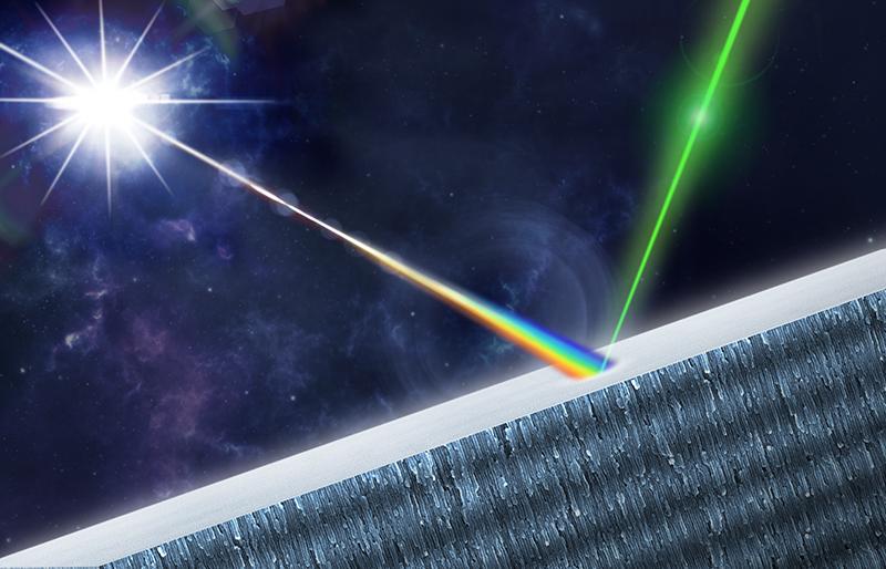 Синтезированы фотонные кристаллы на основе анодного оксида алюминия с рекордными значениями коэффициентов добротности